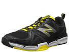 New Balance MX797v3 Black, Yellow Shoes
