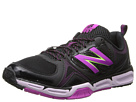New Balance WX797v3 Black, Purple Shoes
