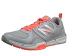New Balance WX797v3 Grey, Coral Shoes