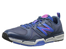 New Balance WX797v3 Dark Grey, Blue Shoes