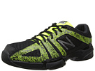 New Balance MC1005 Black, Yellow Shoes