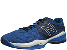 New Balance MC996 Grey, Blue Shoes