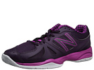 New Balance WC696 Poisonberry Shoes