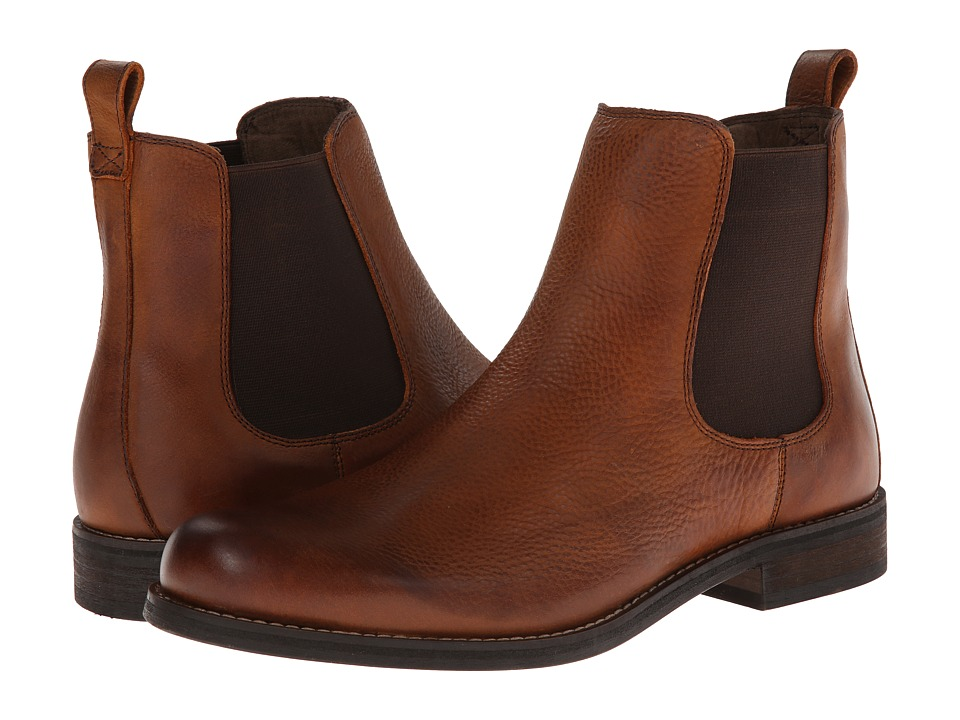 Wolverine Garrick Chelsea Boot (Copper Brown) Men