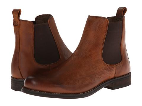 Wolverine Garrick Chelsea Boot - Copper Brown