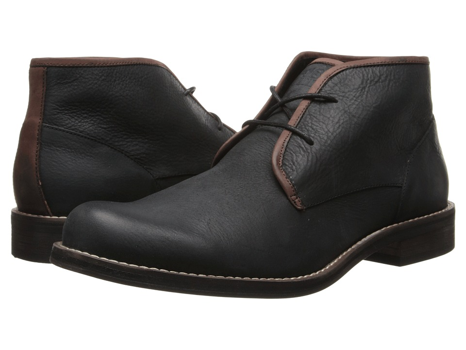 Wolverine Orville Desert Boot (Black) Men