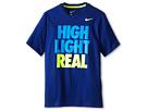 Nike Kids High Light Real Take Down Tee