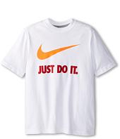 Nike Kids - JDI Swoosh SS Tee (Little Kids/Big Kids)
