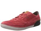 Geox U Box (Low Top) (Dark Red) Men's Shoes