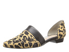 10 Crosby Derek Lam - Amaris (Camel/Black Animal Ikat Haircalf/Black Eco Leather) - Footwear