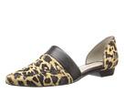 10 Crosby Derek Lam - Amaris (Camel/Black Animal Ikat Haircalf/Black Eco Leather) - Footwear