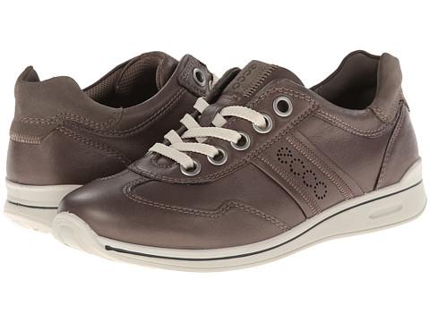ECCO - Mobile II (Warm Grey/Warm Grey) - Footwear