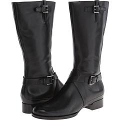 ECCO Sullivan Tall Boot (Black) Women