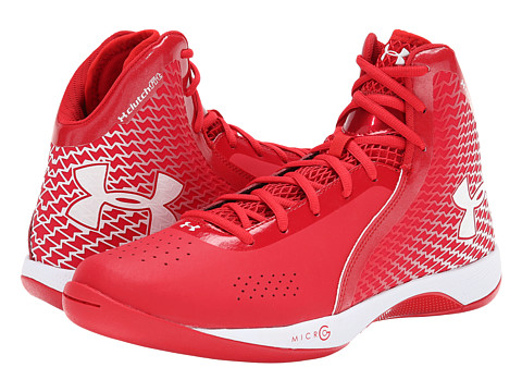Under Armour Micro G Torch Red Under Armour Ua Micro ...