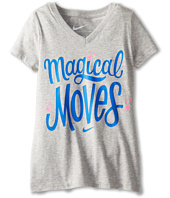 Nike Kids - Na Magical Moves V-Neck Tee (Little Kids/Big Kids)