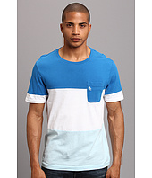 Original Penguin - Color Blocked Tee w/Pocket On Chest
