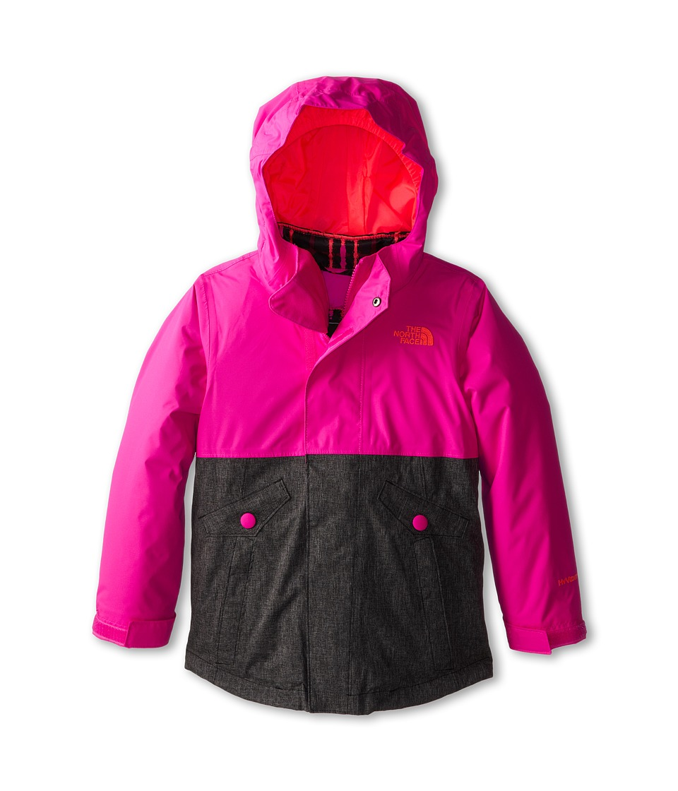 The North Face Kids Zoe Triclimate Jacket (Little Kids/Big Kids) (Azalea Pink) Girl's Jacket