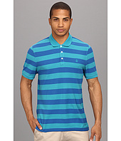 Original Penguin - Heritage Fit Stripe Pique Polo