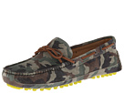 Cole Haan - Grant Canoe Camp Moc (Forest Camo Suede)