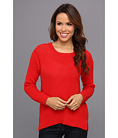 TWO by Vince Camuto - L/S Tape Yarn Sweater