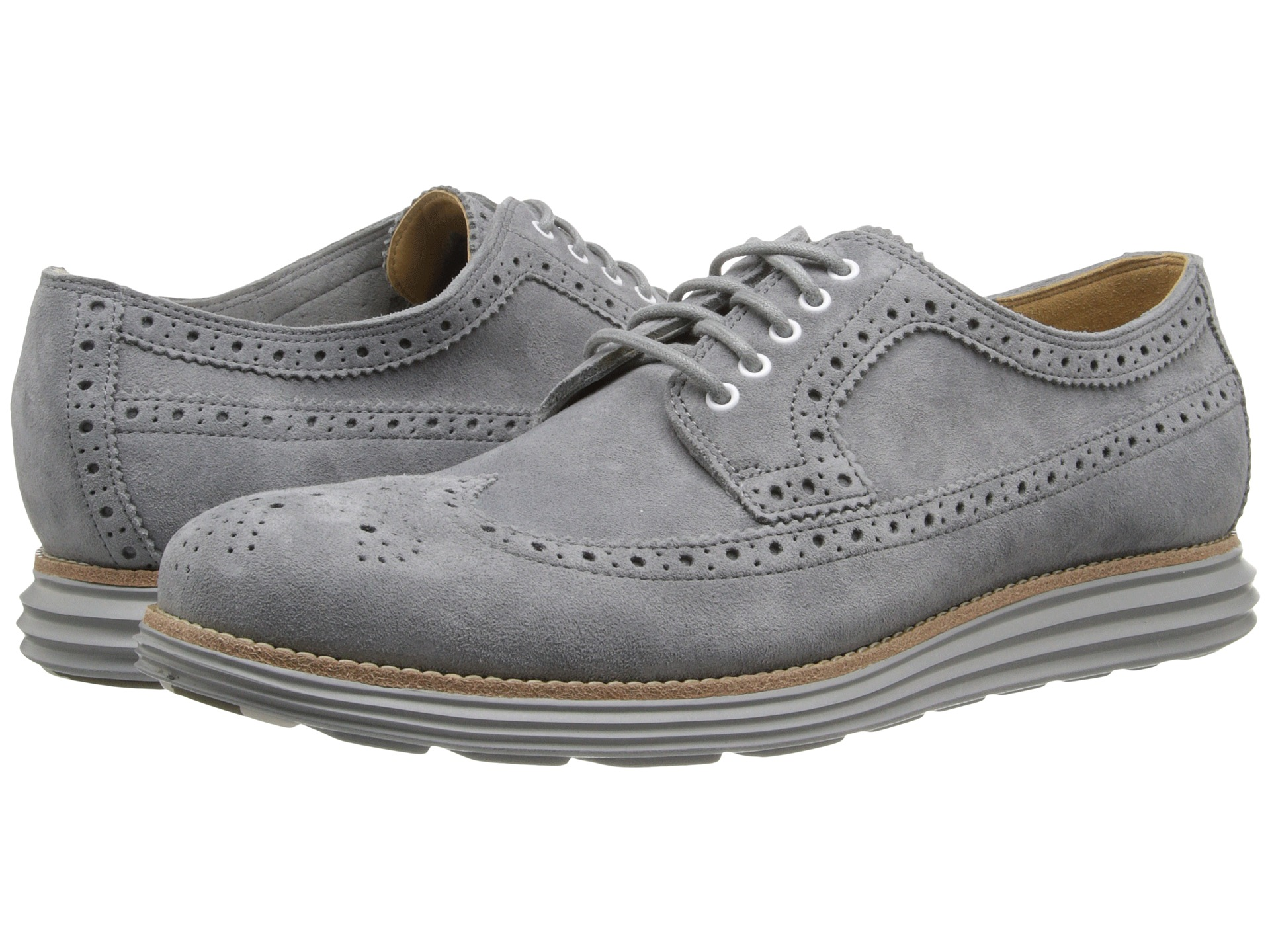 Cole Haan Lunargrand Longwing Zappos Free Shipping