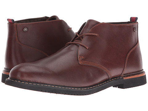 Timberland Earthkeepers® Brook Park Chukka - Red/Brown Smooth