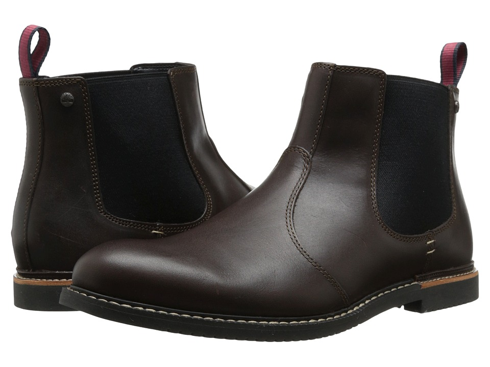Timberland - Earthkeepers Brook Park Chelsea (Brown Smooth) Men