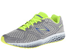 New Balance Fresh Foam 980 Silver, Yellow Shoes