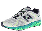 New Balance Fresh Foam 980 White, Blue Shoes