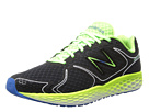 New Balance Fresh Foam 980 Black, Green Shoes