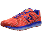 New Balance Fresh Foam 980 Orange, White Shoes