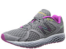 New Balance Fresh Foam 980 Silver, Purple Shoes