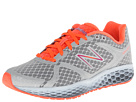 New Balance Fresh Foam 980 Silver, Coral Shoes