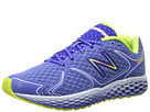 New Balance Fresh Foam 980 Blue, Yellow Shoes