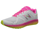 New Balance Fresh Foam 980 White, Coral Shoes