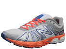 New Balance M890v4 White, Orange Shoes