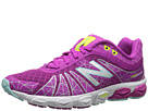 New Balance W890v4 Purple, White Shoes