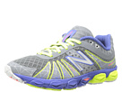 New Balance W890v4 Silver, Blue Shoes