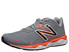 New Balance M1490v1 Silver, Orange Shoes
