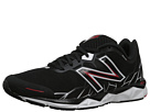 New Balance M1490v1 Black, Red Shoes