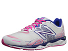 New Balance W1490v1 White, Purple Shoes