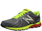 New Balance M870v3 Grey, Yellow Shoes