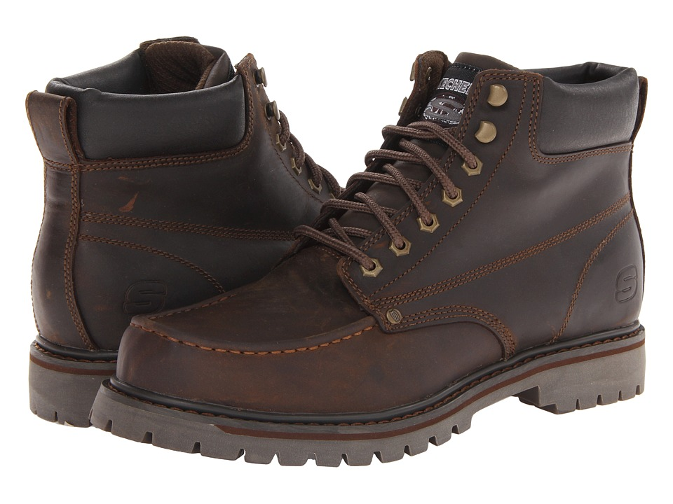 SKECHERS Bruiser (CDB-Dark) Men
