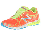 New Balance W870v3 Yellow, Coral Shoes