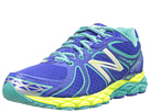 New Balance W870v3 Blue, Yellow Shoes