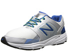 New Balance M3040v1 Silver, Classic Blue Shoes