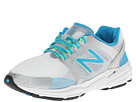 New Balance W3040v1 Silver, Blue Infinity Shoes