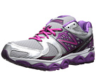 New Balance W1340v2 Silver, Pink Shoes