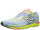 New Balance WRC1600v2 Silver, Yellow Shoes