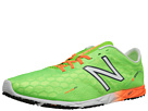 New Balance MRC5000 Green, Orange Shoes